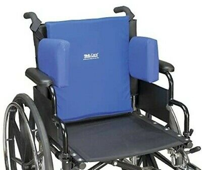 SkiL-Care Wheelchair Adjustable Lateral Trunk  Support 706055, to 18 Inch Width