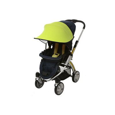 Sun Shade for Strollers and Car Seats (Green) UPF 50+