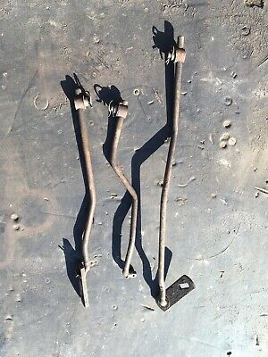 69 Ford Mustang 4 Speed Gear Linkages