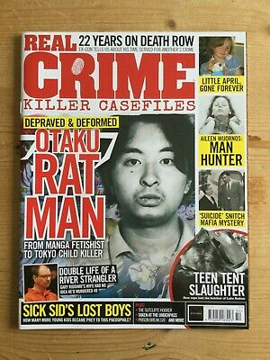 Real Crime Magazine - Issue 54 - Mint - Free P&P