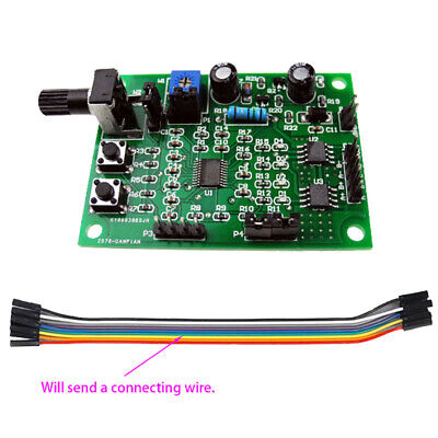DC 5-12V 2-phase 4-wire Micro Mini Stepper Motor Driver Speed Controller MoO_fd