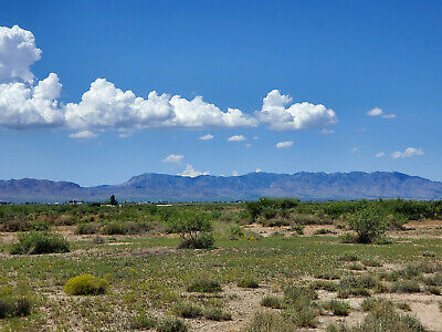 1.09 acre lot in Wilcox, AZ (Cochise County) - Cash or finance with no interest