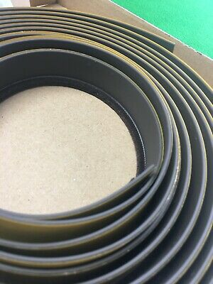 Brown Self Adhesive Surface Mounted Intumescent Strip Fire and Smoke Seal 5.2m