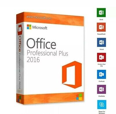 Microsoft Office Professional Plus 2016 Lizenzschlüssel/MS Office 2016 Pro Key