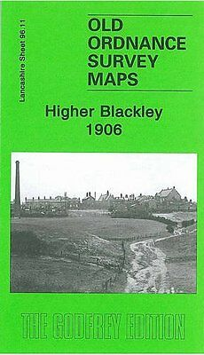 Map Of Higher Blackley 1906