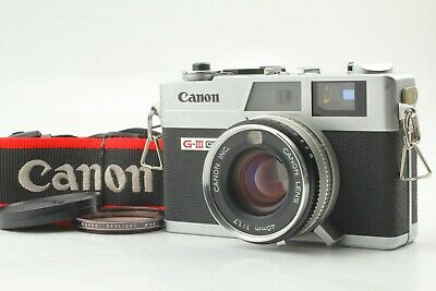 [Exc+++] Canon Canonet QL17 GIII G3 35mm Rangefinder Film Camera From Japan #030
