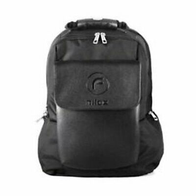 Nilox Business Fighter 15.6'' Negro