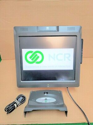 "NCR  Touchscreen POS Terminal  Model 7403 1010 with 15"" Display And Harddrive"