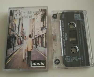 Oasis –(What's The Story) Morning Glory?- Helter Skelter 481020 4 - MC TESTATA