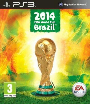 EA Sports 2014 FIFA World Cup - Brazil (PS3), Good PlayStation 3, Playstation 3