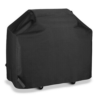 6 Sizes BBQ Cover Heavy Duty Waterproof Rain Gas Barbeque Grill Garden Protector
