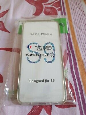 Coque Protection 360 Intégrale Samsung  S9 Shockproof Full Cover
