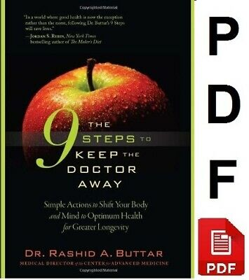 The 9 Steps to Keep the Doctor Away by Rashid Buttar [P.D.F]