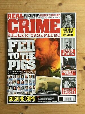 Real Crime Magazine - Issue 59 - New - Free P&P