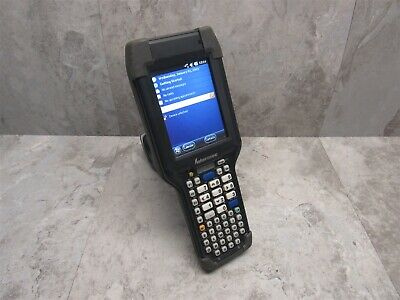 Intermec Ck3X Barcode Scanner Mobile Computer Wifi Bluetooth + Windows Mobile 6