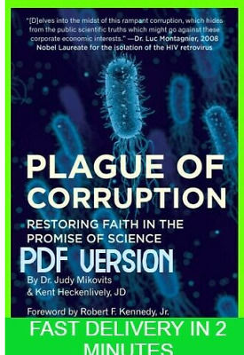Plague of Corruption: Restoring Faith in the Promise of Science ✅ [ṖƉḞ] ✅