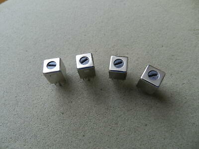 4x, Variable Inductor Coil for Amateur Radio, 160m / 80m