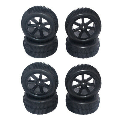 New Set of 5 Pairs of SRC8F35C Carbon 1:8 Front SH35 Tires Tyres