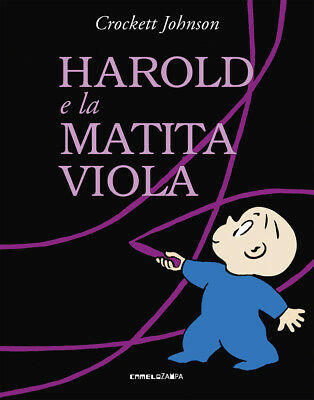 Harold e la matita viola. Ediz. a colori - Johnson Crockett