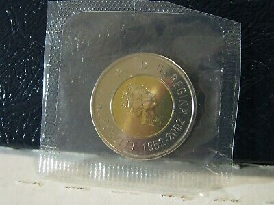 2002  Canada Two Dollar Coin.  Sealed From Proof Like Set.