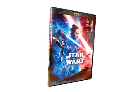 Star Wars The Rise of Skywalker (DVD,2019 2020)  Free shipping