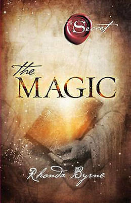 The Magic by Rhonda Byrne - New condition paperback book
