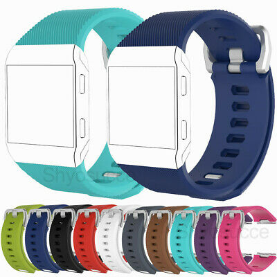 For Fitbit Ionic Wrist Band Silicone Bracelet Replacement Watch Strap Wristbands