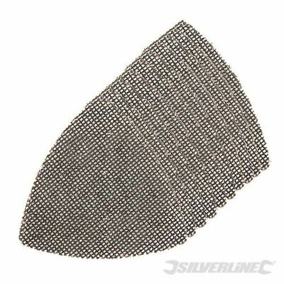 Hook & Loop Mesh Triangle Sheets 105mm 10pk -