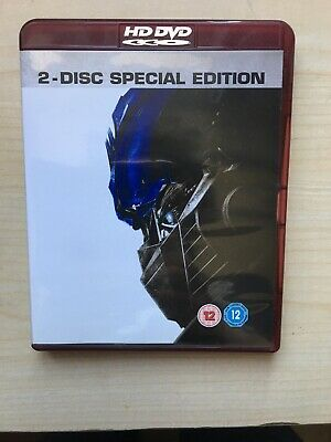 Transformers HD DVD - 2 Disc Special Edition - Pre-owned