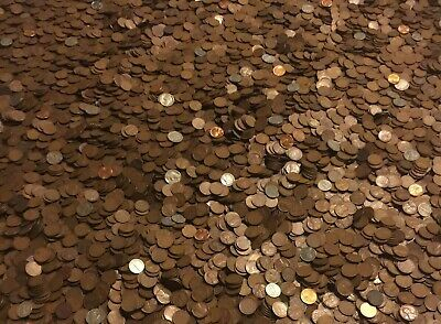250 Lincoln Wheat Cents 1909-1958 P-D-S mints mixed