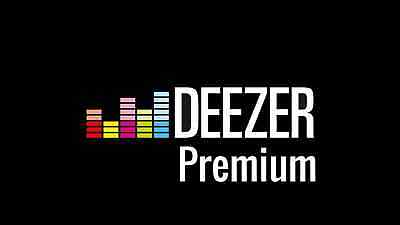 Deezer Premium 90 days 3 month Personal with guarantee
