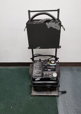 US Steam Eagle Vapor Commercial Steam Cleaner W/Cart 6/B15267A
