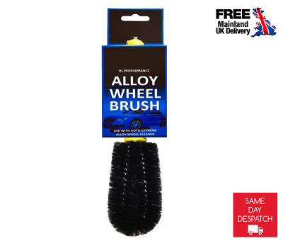 High Performance Professional Washing Vehicle Alloy Cleaning Wheel Brush Tool