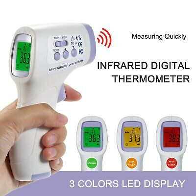 Termometro Infrarojo Digital Termometro Laser Non-contact Infrared Temperature I
