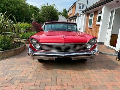 1959 Lincoln continental 2 Door Coupe Rust Free V8 California Car
