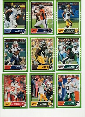 2019 Panini Chronicles Classics Rookie Pick Card Player Complete Your Set