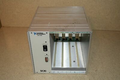 National Instruments Ni Scxi-1000 4 Slot Chassis (Y2)