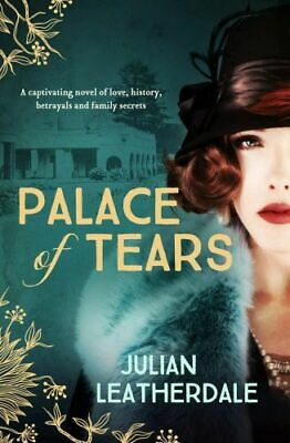NEW Palace of Tears By Julian Leatherdale Paperback Free Shipping