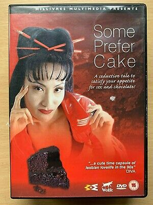 Some Prefer Cake DVD 1998 Lgbt Lesbienne Gay Film Drame W/Kathleen Fontaine