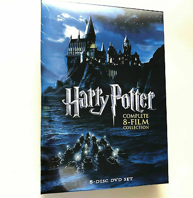 Harry Potter: Complete 8-Film Collection (8 DVD, 2011) US Seller FAST SHIPPING