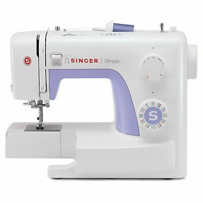 BRAND NEW SINGER 3232 Simple Sewing Machine With Automatic Needle Threader