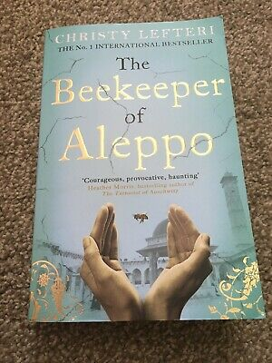 The Beekeeper Of Aleppo Book By Christy Lefteri 2019 No 1 Bestseller  Paperback