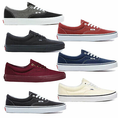 Vans Era Men's Skating Shoes Trainers Loafers Men's Shoes Shoes Sneakers