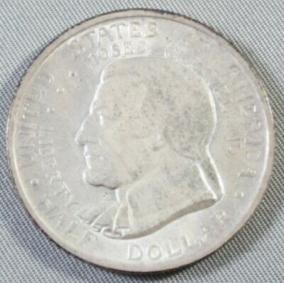 1936 Cleveland Great Lakes Expo Silver Commemorative Half Dollar Coin Unc