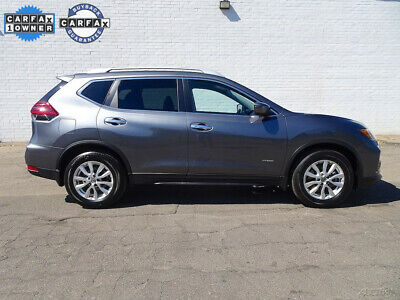 2018 Nissan Rogue Hybrid SV 2018 Nissan Rogue Hybrid SV SUV Used 2L I4 16V Automatic FWD