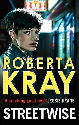 Streetwise by Kray, Roberta, Paperback Used Book, Good, FREE & FAST Delivery