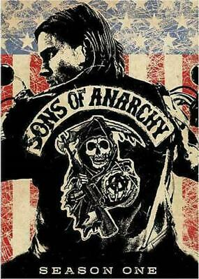 Sons of Anarchy - Season 1 (DVD, 2009) DISC 2 ONLY