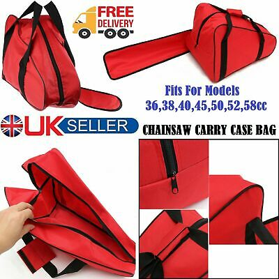 Portable Chainsaw Bag Carry Case Chain Saw Oxford Fabric Carrying Pouch #JD