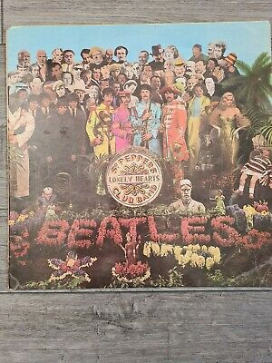 The Beatles ~ Sgt. Pepper's Lonely Hearts Club Band ~ 1967 UK Mono Vinyl LP