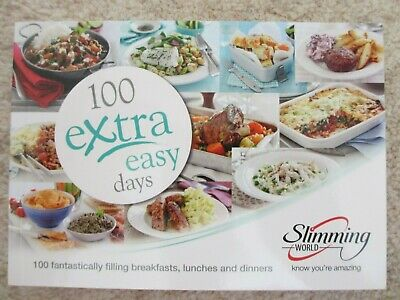 SLIMMING WORLD's 100 Extra Easy Days for Breakfast, lunches and dinners